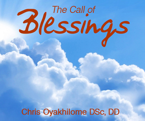 THE CALL OF BLESSINGS