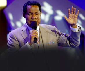Pastor Chris Imparts to Young Ministers, truths of Higher Levels of the Holy Spirit's Manifestation