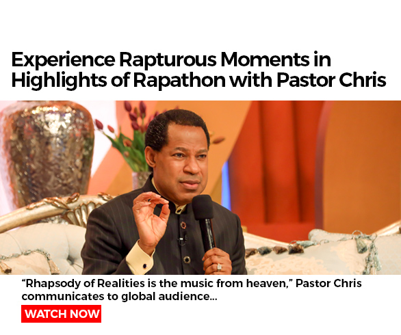 Experience Rapturous Moments in Highlights of Rapathon with Pastor Chris
