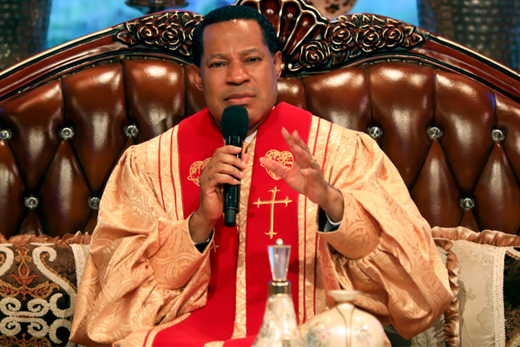 February 2021, is 'the Month of Grace', Pastor Chris Declares at Global Service