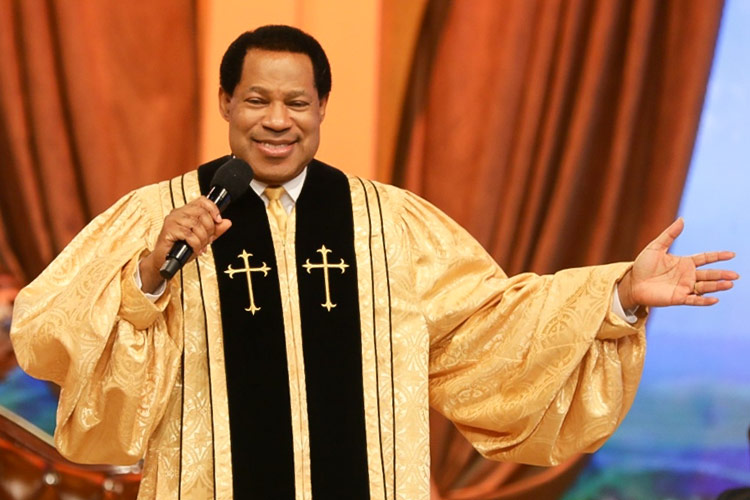 OCTOBER 2021 GLOBAL COMMUNION SERVICE WITH PASTOR CHRIS