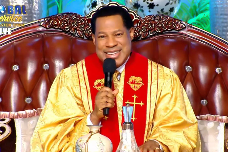 Pastor Chris Declares January, 2021 to be the Month of Celebration
