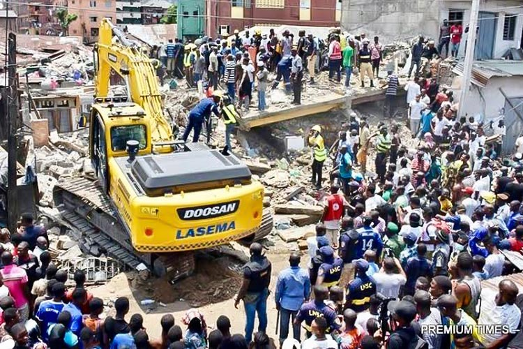 Chris Oyakhilome Foundation Responds to Collapsed Building Tragedy in Lagos