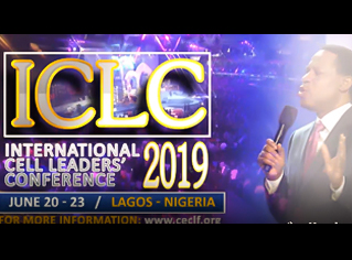 INTERNATIONAL CELL LEADERS CONFERENCE 2019 PROMO