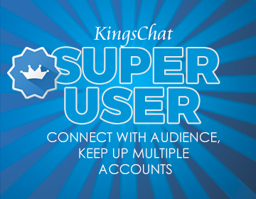 KINGSCHAT SUPERUSER MOBILE APP