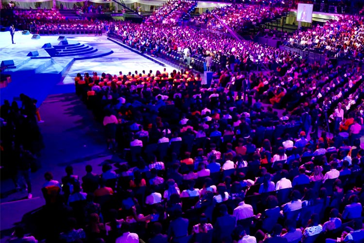 Campus Pastors & Leaders from Over 40 Countries Join Pastor Chris in Lagos