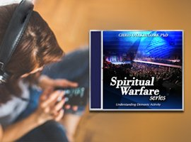 Dominate through this Spiritual Warfare series by Pastor Chris