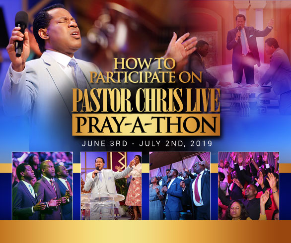 HOW TO PARTICIPATE ON PASTORCHRISLIVE