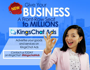 KINGSCHAT ADS
