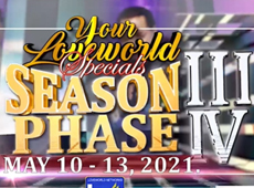 YOUR LOVEWORLD SPECIALS SEASON 3 PHASE 4
