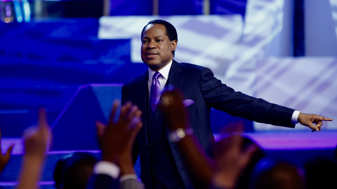 Pastor Chris Draws Partners' Attention to Our Exaltation as Heirs of God