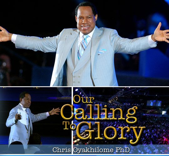 OUR CALLING TO GLORY