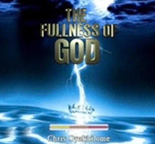 The Fullness Of God Vol. 1 Part 2
