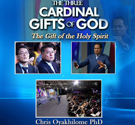 The 3 Cardinal Gifts of God: The Gift of the Holy Spirit