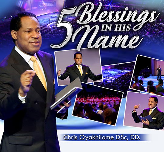 5 Blessings in His Name (Video)