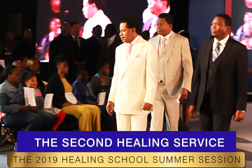 A RENDEZVOUS OF THE MIRACULOUS AT THE SECOND HEALING SERVICE