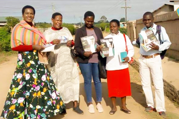 AMBASSADORS SHINE FOR THE GOSPEL IN MZUZU, MALAWI