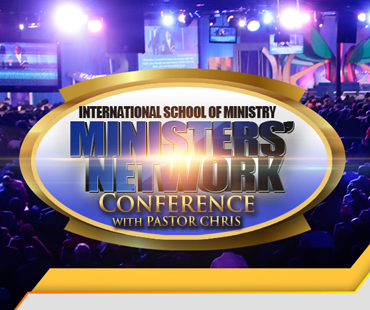 ISM MINISTERS' NETWORK CONFERENCE WITH PASTOR CHRIS