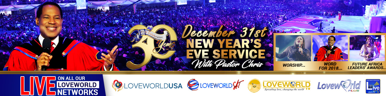 december 31st new year eve global service
