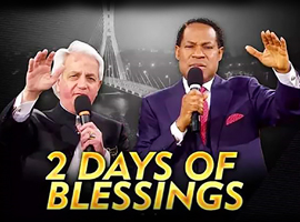 2 Days Of Blessings with Pastor Chris and Pastor Benny Hinn