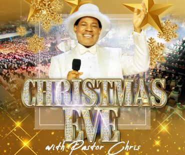 CHRISTMAS EVE SERVICE WITH PASTOR CHRIS 2019
