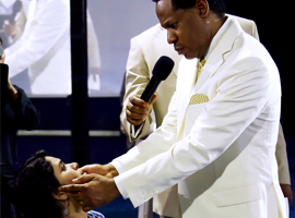 THIRD HEALING SERVICE OF THE HEALING SCHOOL AUTUMN SESSION 2018 WITH PASTOR CHRIS IN JOHANNESBURG SOUTH AFRICA0