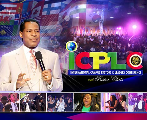 INTERNATIONAL CAMPUS PASTORS' & LEADERS' CONFERENCE 2018 WITH PASTOR CHRIS