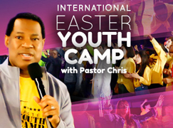 INTERNATIONAL EASTER YOUTH CAMP WITH PASTOR CHRIS JOHANNESBURG SOUTH AFRICA 2019