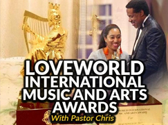LOVEWORLD INTERNATIONAL MUSIC AND ARTS AWARDS 2018