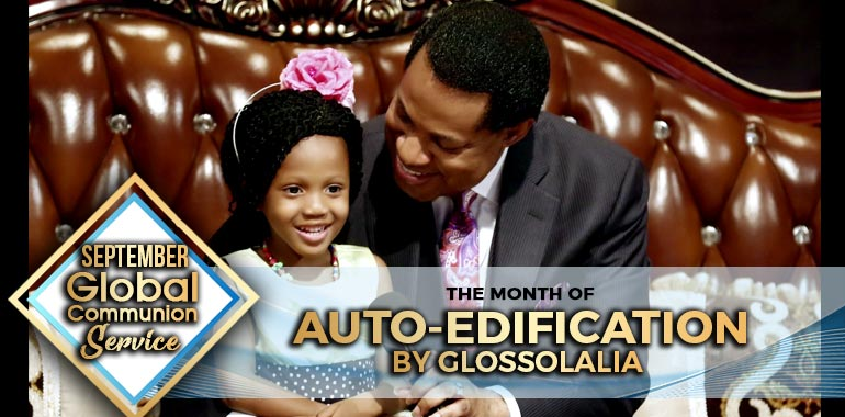 SEPTEMBER 2018 GLOBAL SERVICE WITH PASTOR CHRIS